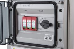 STRING BOX CLAMPER (015096) SB 1000 18kA 1-2 E / 1 S  (Previsto a partir de 29/10/2021)