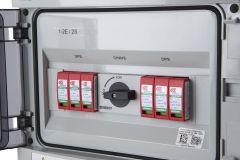 STRING BOX CLAMPER (015907) SB 1000 18kA 1-2E / 2S (Previsto a partir de 29/10/2021)