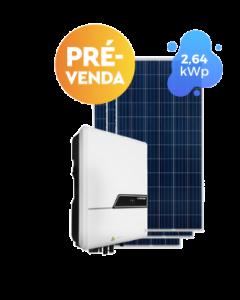 [SPT] GERADOR DE ENERGIA LIVOLTEK 2,64kWp