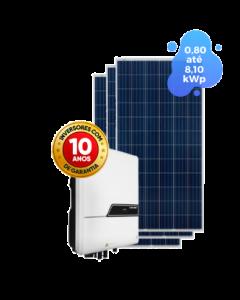 GERADOR DE ENERGIA LIVOLTEK 8,10kWp