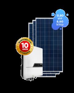 GERADOR DE ENERGIA LIVOLTEK 8,80kWp