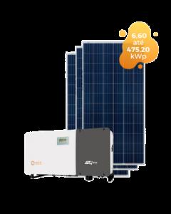 GERADOR DE ENERGIA SOLIS 475,20kWp