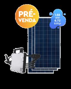 GERADOR DE ENERGIA HOYMILES MI-1500 6,72kWp