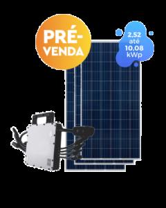 GERADOR DE ENERGIA HOYMILES MI-1500 10,08kWp
