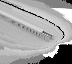 CANALETA PVC 30x30x2000mm