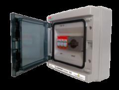 CONJUNTO STRING BOX SB 1000 ( 2E/1S + 2x 2E/2S ) (Previsto a partir de 29/10/2021)