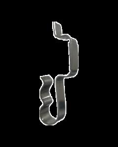 KIT FIXAÇÃO (TRIÂNGULO SSM) P/ LAJE (1 LINHA DE PAINÉIS NA HORIZONTAL) C/ PERFIL 4,60m