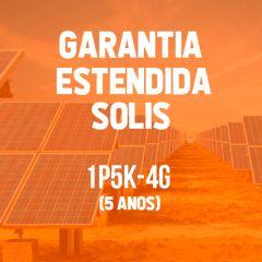 GARANTIA ESTENDIDA 5 ANOS - SOLIS 1P5K-4G