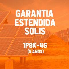 GARANTIA ESTENDIDA 5 ANOS - SOLIS 1P8K-4G