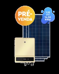 GERADOR DE ENERGIA GE 13,20kWp