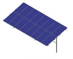 MESA SOLO 16 MODULOS - SSM (ALUMINIO) (Previsto a partir de 17/10/2021)