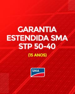 Garantia Estendida SMA STP 50-40 15 anos