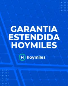 GARANTIA ESTENDIDA 13 ANOS - MICROINVERSOR HOYMILES MI-1200